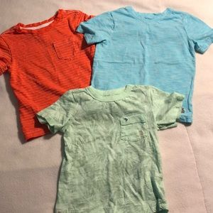 Other - Set of 3- boys classic cotton t-shirts
